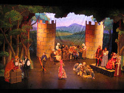 THE ADVENTURES of ROBIN HOOD Production Photo - Festival Place Theatre (Sherwood Park, Alberta, Canada)
