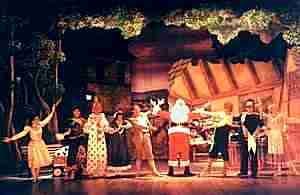 THE CHRISTMAS TOYSHOP - Second Act Cast - Classics On Stage! (Chicago)