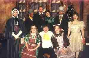 Children S Theatre Play Script Twas The Night Before