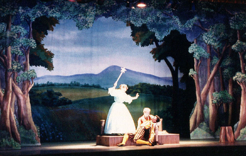 PINOCCHIO! production photo - Classics On Stage! (Chicago)
