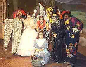 THE WONDERFUL WIZARD of OZ - Cast - Classics On Stage! (Chicago)