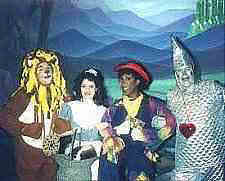 THE WONDERFUL WIZARD of OZ - Four Main Characters - Classics On Stage! (Chicago)
